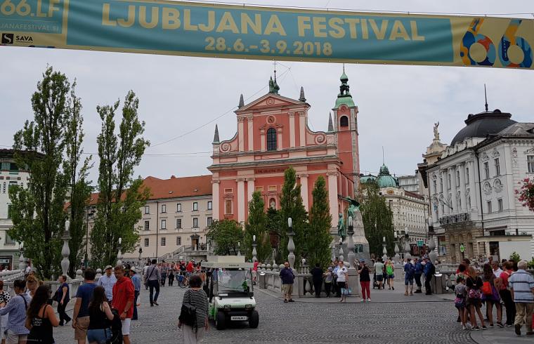 Ljubliana utazás