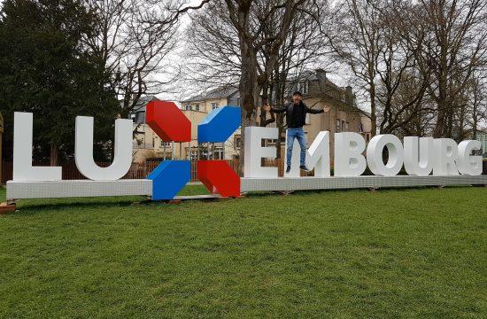 luxemburg utazás